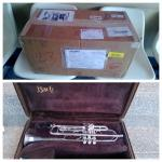 Bach Stradivarius Model 180S 37 ML Professional Trumpet