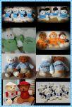 ตุ๊กตาหมีพร้อมชุด สินค้าพรีเมี่ยน ของขวัญ ราคาไม่แพง  สนใจ dolldresses@gmail.com